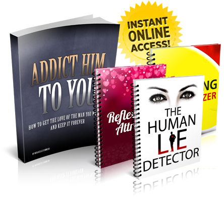 Addict Him    Attract Your Ideal Man